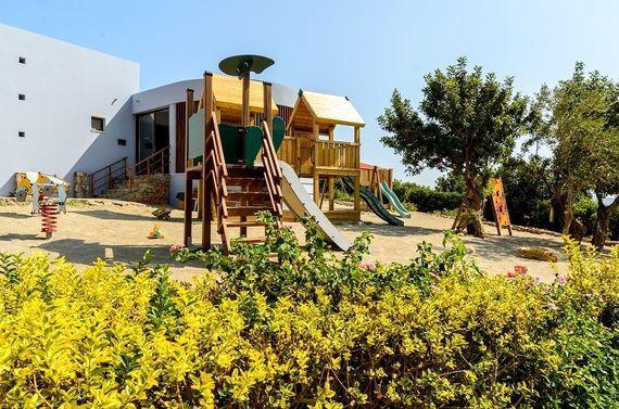 Domes of Elounda-Premium Suite Garden View Image 16