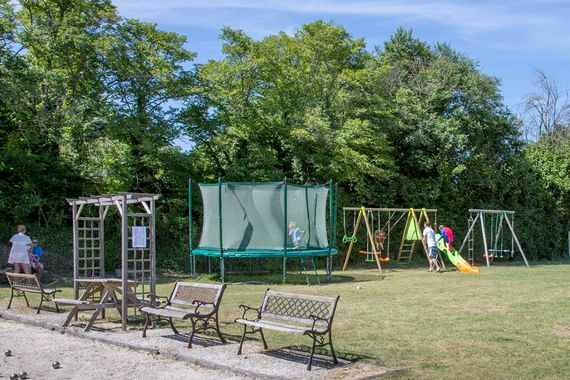 The playpark