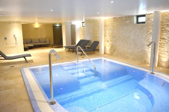 Spoil yourself with Acabanes guest discount at the Spa and Beauty Chateau Vigiers