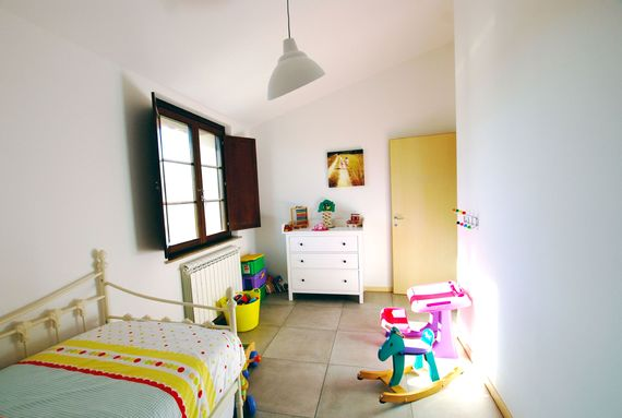 The Oliveto Kids Room - with plenty of Toys