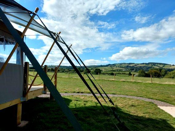 Safari Tent - Middle Stone Farm Image 5