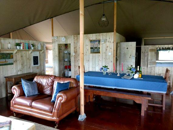 Safari Tent - Middle Stone Farm Image 18