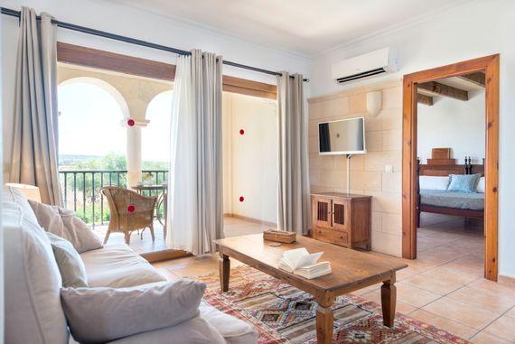 Hotel Migjorn- 1st Floor Junior Superior Suite Image 14