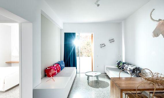 Ammos Hotel - Garden View Studio Image 15