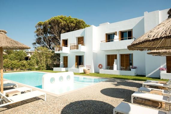 Ammos Hotel - Garden View Studio Image 3
