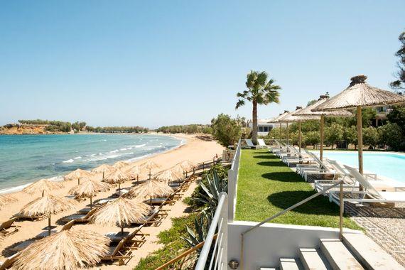 Ammos Hotel- Sea View Studio Image 12