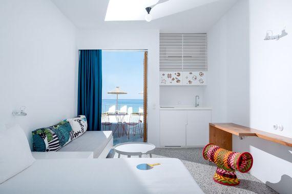 Ammos Hotel- Sea View Studio Image 1