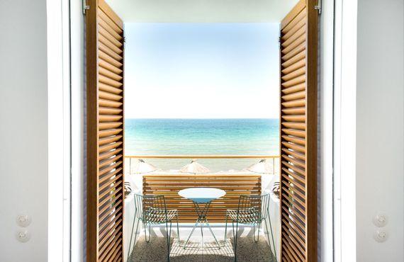 Ammos Hotel- Sea View Studio Image 24
