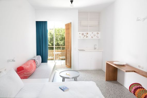 Ammos Hotel- Sea View Studio Image 23