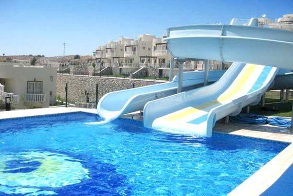 Pool Next to Villa