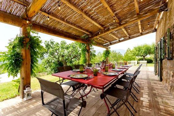 Hillside Villa Image 23