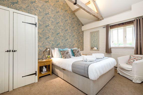 Tern cottage bedroom 1