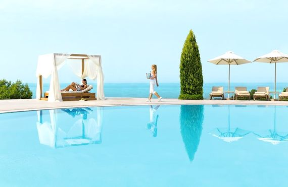 Ikos Andalusia - Two Bedroom Suite Pool View Image 17