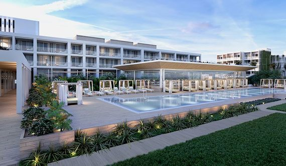 Ikos Andalusia - Two Bedroom Suite Pool View Image 5