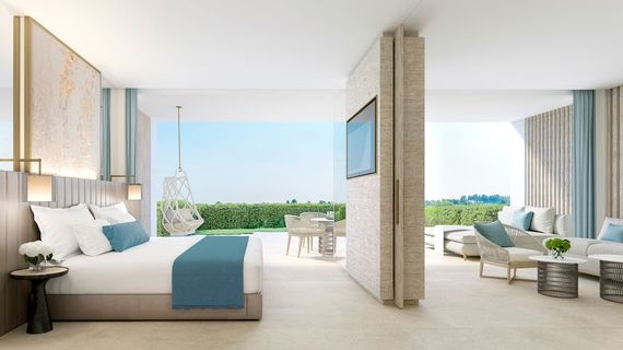Ikos Andalusia - One Bed Suite with Garden Image 1
