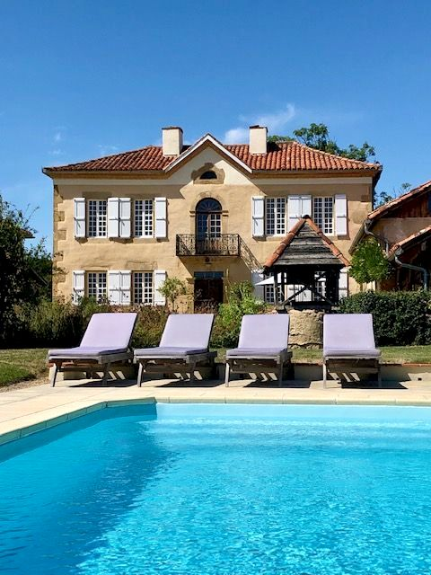 Artagnan - Top Rated Family-Friendly Villa in Gascony