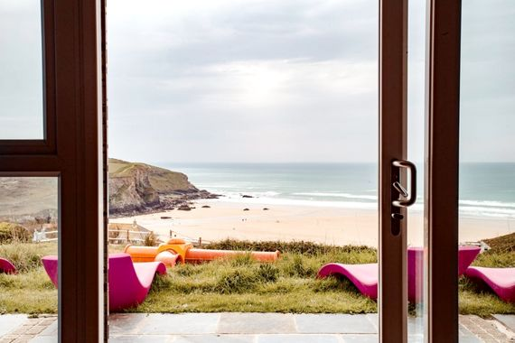 Bedruthan Hotel and Spa Image 2