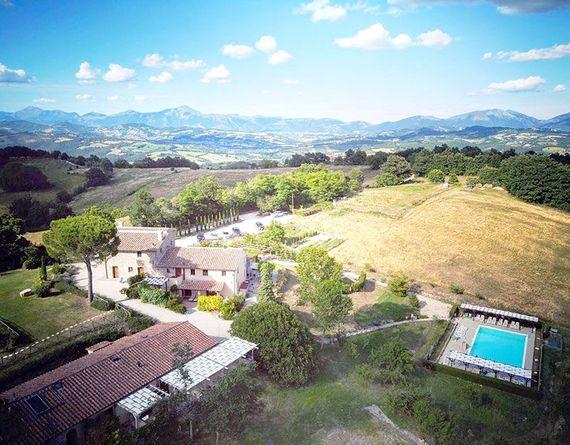 Pian Di Cascina - Umbria with Kids - The Estate
