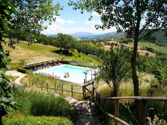 THE POOL AT THE PINOLO