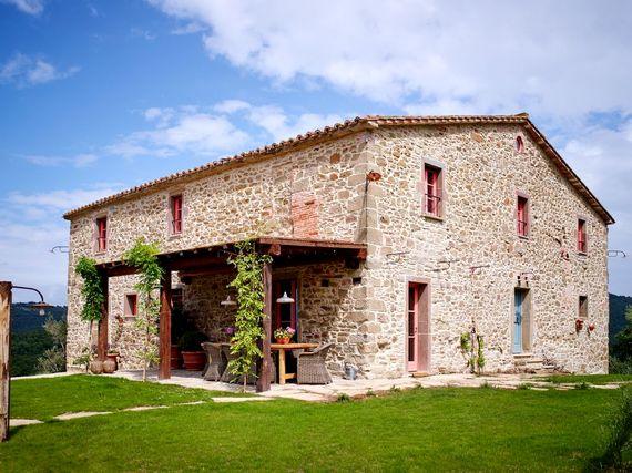 Panicale Luxury Villa Image 24