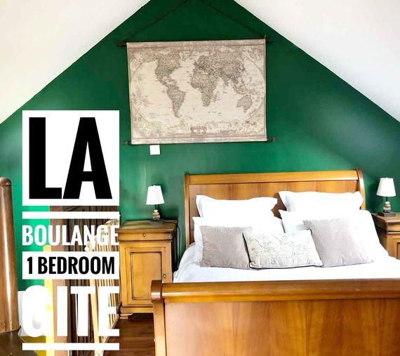 La Boulange - 1 bedroom gite sleeping up to 4 Image 16
