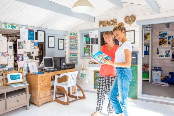 Honesty Shop at Finca De Arrieta