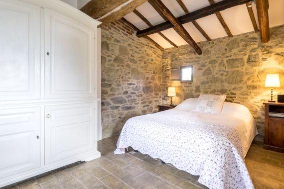 La Stalla double bed or two singles