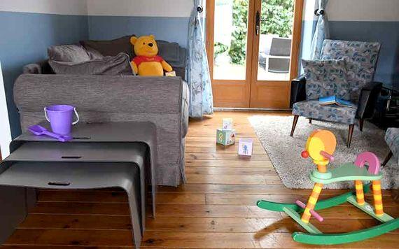 No.3, La Vieille Grange - 3 bedroom sleeping 6 plus infant Image 12
