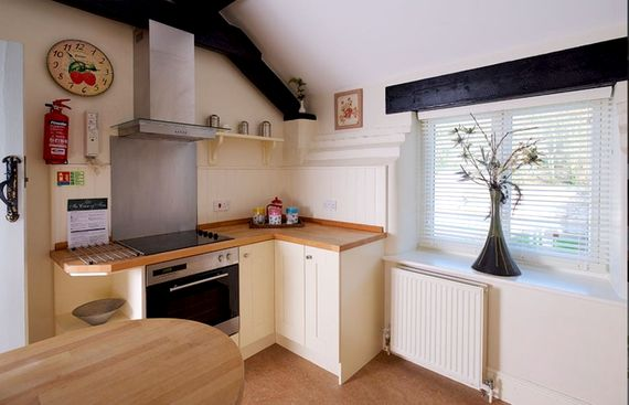 Wellbridge cottage kitchen