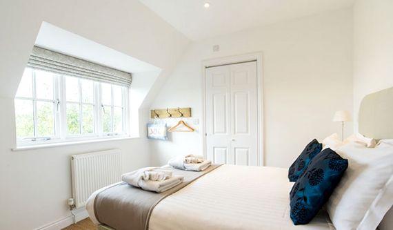 Dairymans cottage bedroom