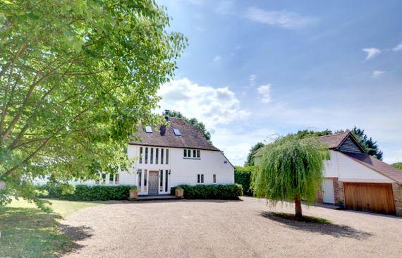Lower standern farm house
