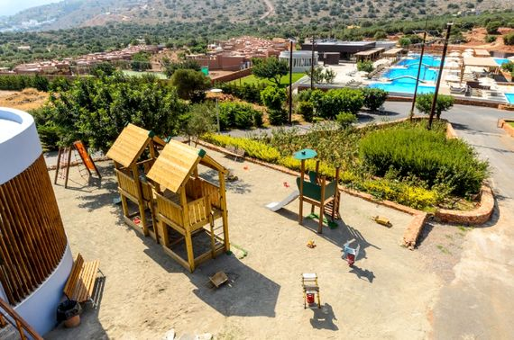 Domes of Elounda-Premium Suite Garden View Image 22