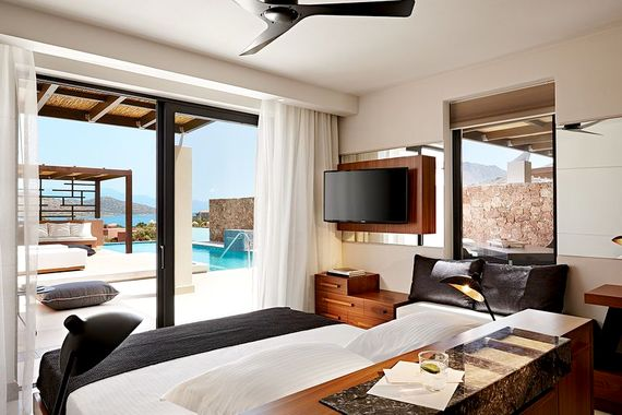 Domes of Elounda - Luxury Residence + Pool (3-beds) Image 6