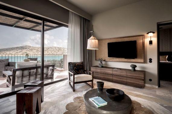 Domes of Elounda -Premium Suite (Sea View+ Private Pool) Image 2