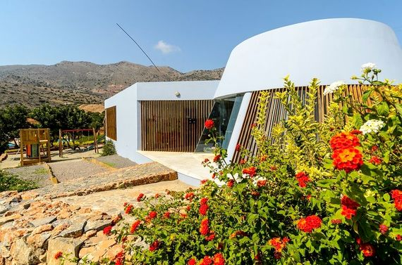 Domes of Elounda-Family Suite (Garden View+Hot Tub) Image 24