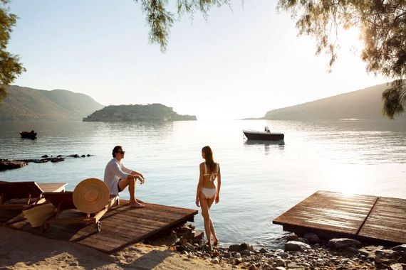Domes of Elounda - Luxury Family Suite (Sea View + Hot Tub) Image 18
