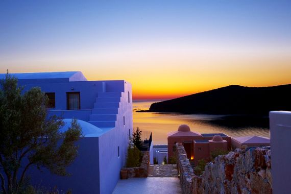 Domes of Elounda - Luxury Family Suite (Sea View + Hot Tub) Image 12
