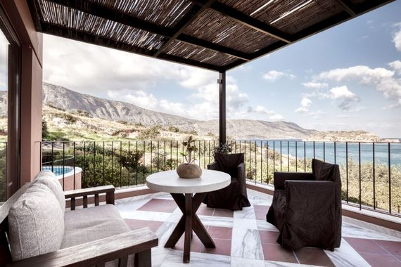 Domes of Elounda - Luxury Family Suite (Sea View + Hot Tub) Image 6