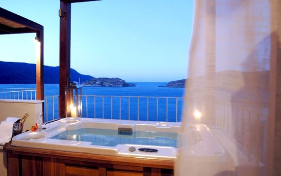 Domes of Elounda - Luxury Family Suite (Sea View + Hot Tub) Image 8