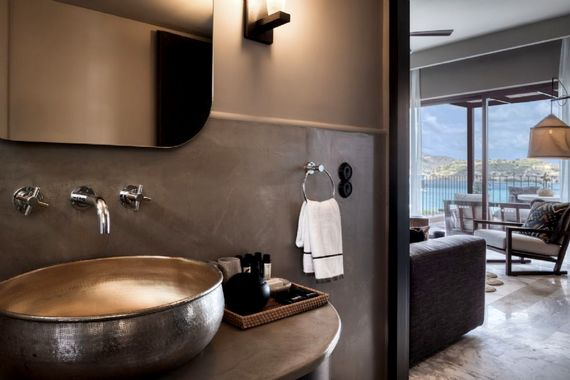 Domes of Elounda - Luxury Family Suite (Sea View + Hot Tub) Image 10