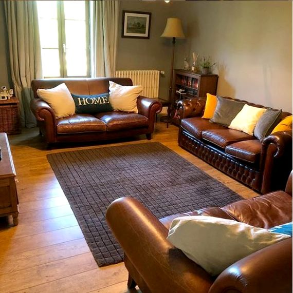 The second sitting room