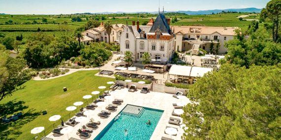 Chateau St Pierre de Serjac - L'Ecurie Image 6