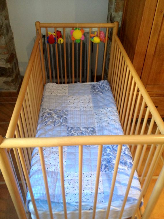 Cots adn high chairs  available at no extra cost