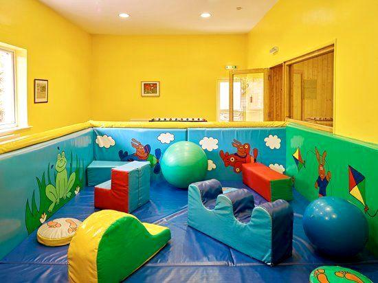 communal soft playroom