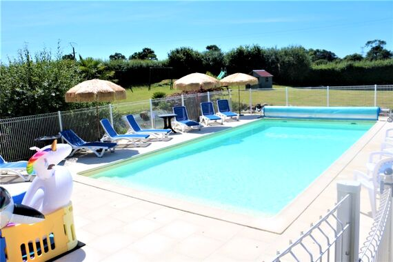 28C Heated Pool
