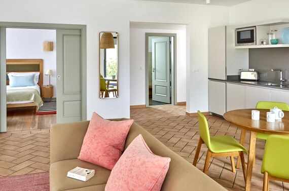 Martinhal Village-1-bed+bunks Garden Apartment Image 13