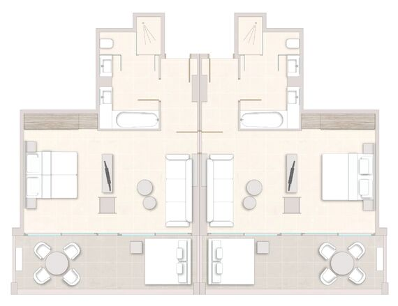 Ikos Andalusia -Family Suite Pool View Image 22