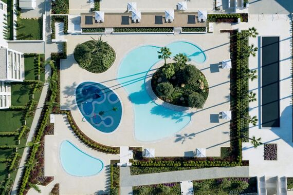 Ikos Andalusia -Family Suite Pool View Image 11