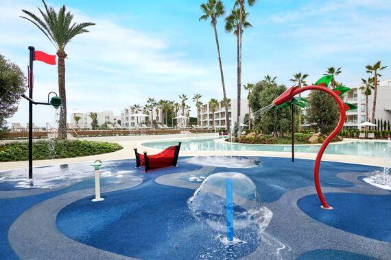 Ikos Andalusia - Deluxe Junior Suite with Pool Image 19