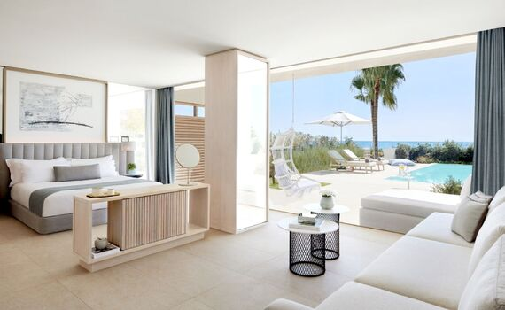 Ikos Andalusia - Deluxe Junior Suite with Pool Image 23